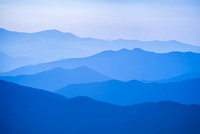 Layers of Blue