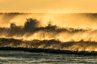 Golden Hour Waves